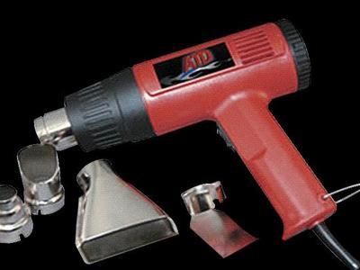Dual Temperature Heat Gun Kit