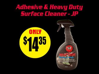 Adhesive & HD Suface Cleaner – JP