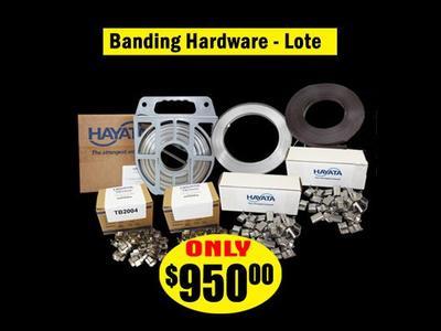 Hayata Banding Hardware Lote