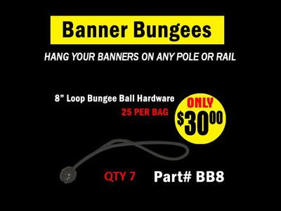 Banner Bungees