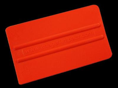 4″ Standard Orange Squeegee