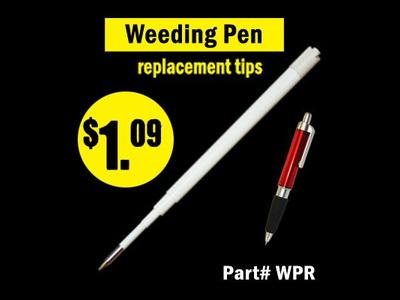 Weeding Pen Replacement Tips
