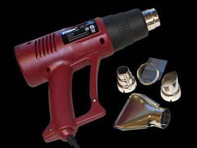 Digital Variable Temperature Heat Gun Kit