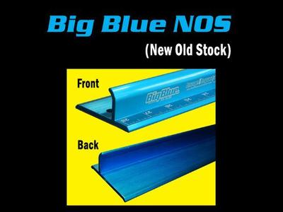 NOS Big Blue Safety Rulers