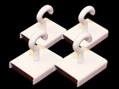 4-Pak Sooper Ceiling Hooks